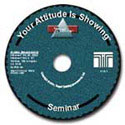 Your Attitude is Showing Seminar CD-ROM - DISC courseware - DISC behavioral style analysis - TTI DISC